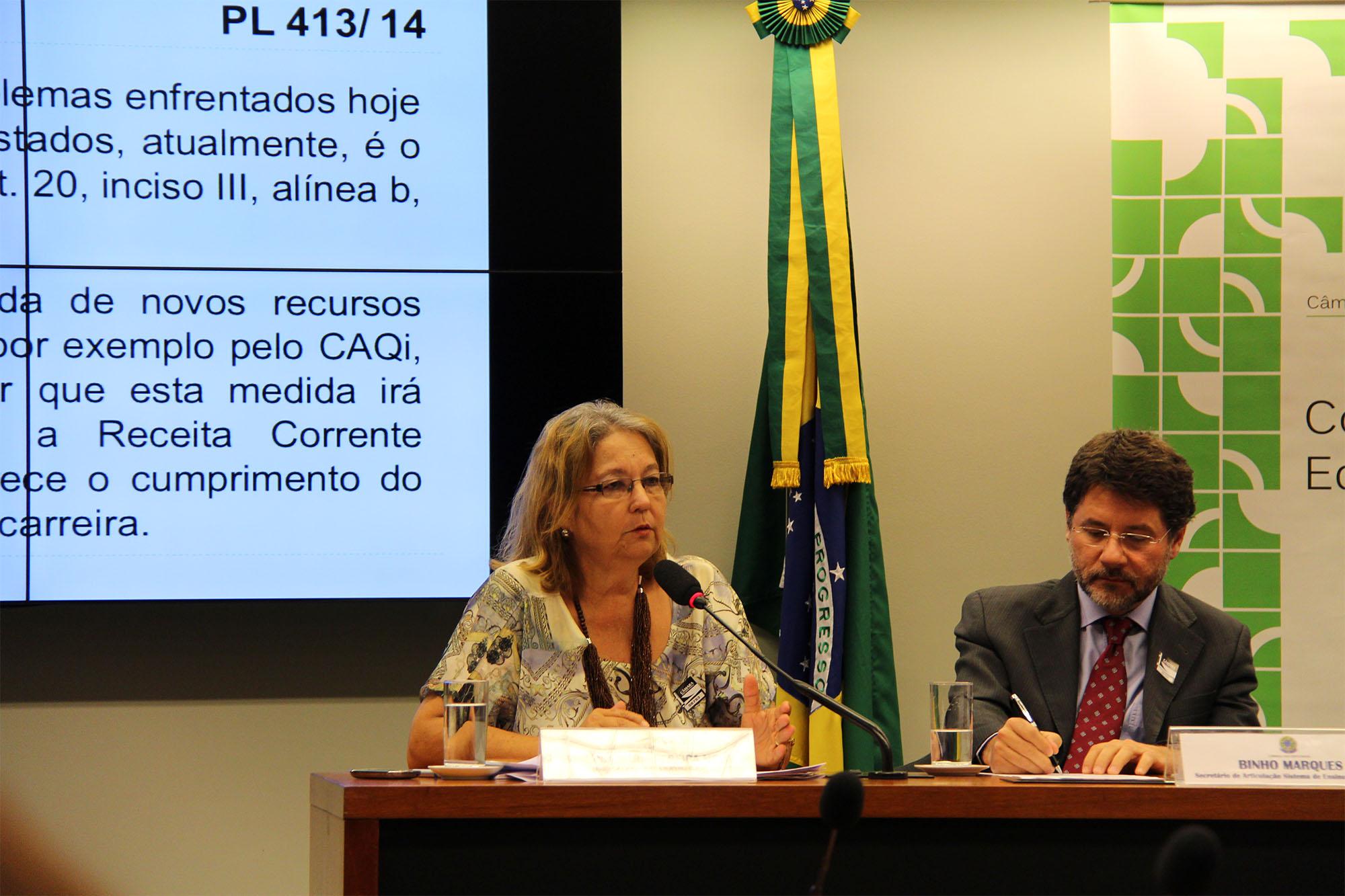 Presidente da Undime Goiás participa de audiência pública promovida pela Comissão de Educação da Câmara dos Deputados